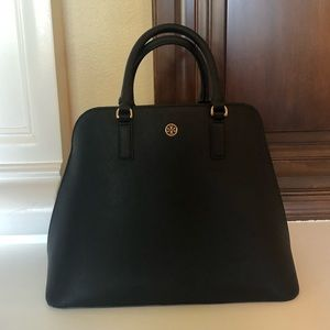 Tory Burch Black Handbag/ Crossbody